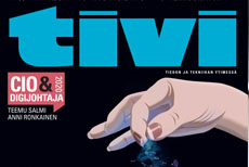 Cover picture for TIVI magazine